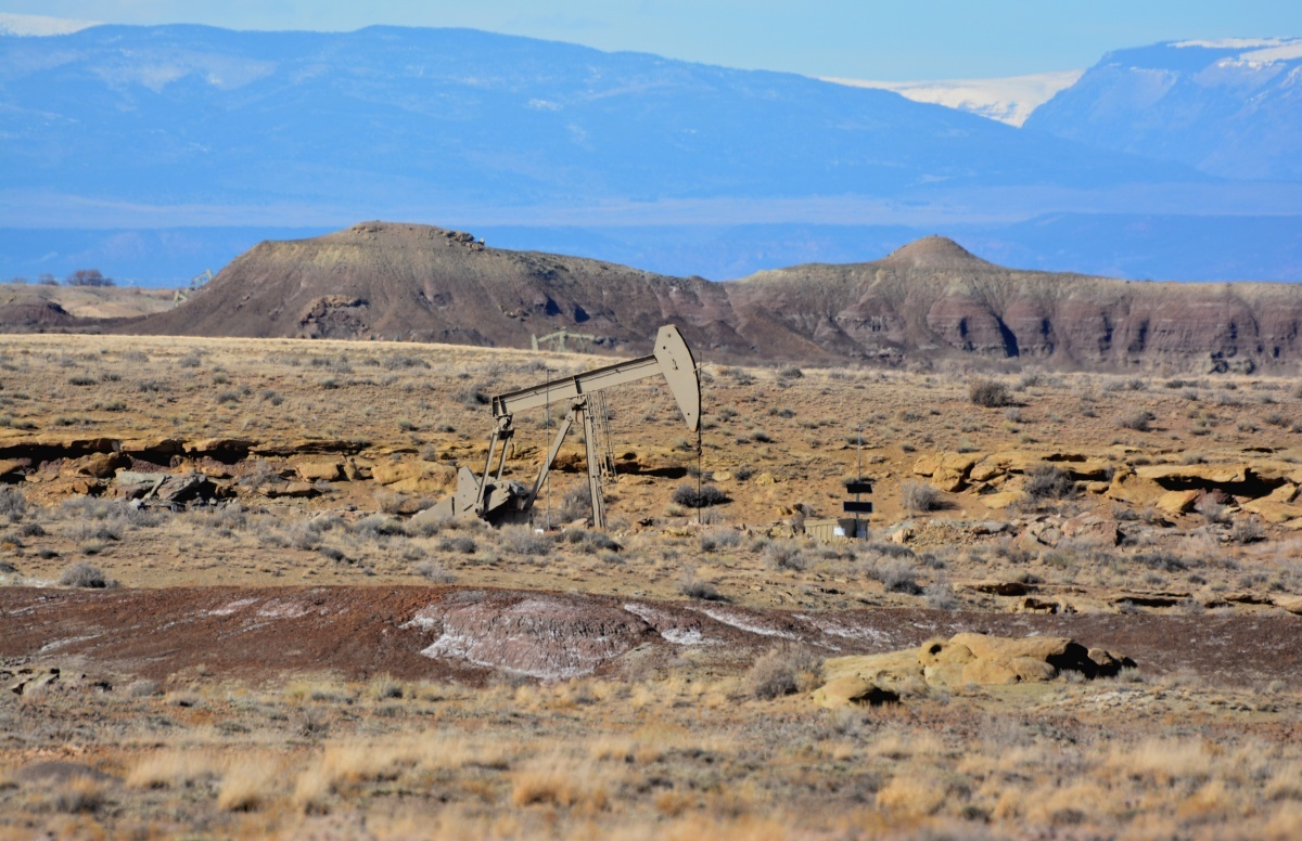 Under Zinke's watch, the Interior Department  auctioned off millions  acres of public lands for oil and gas exploration and  rolled back   environmental   protections  that affect the more than 500 million acres the agency oversees. Photo: Bureau of Land Management