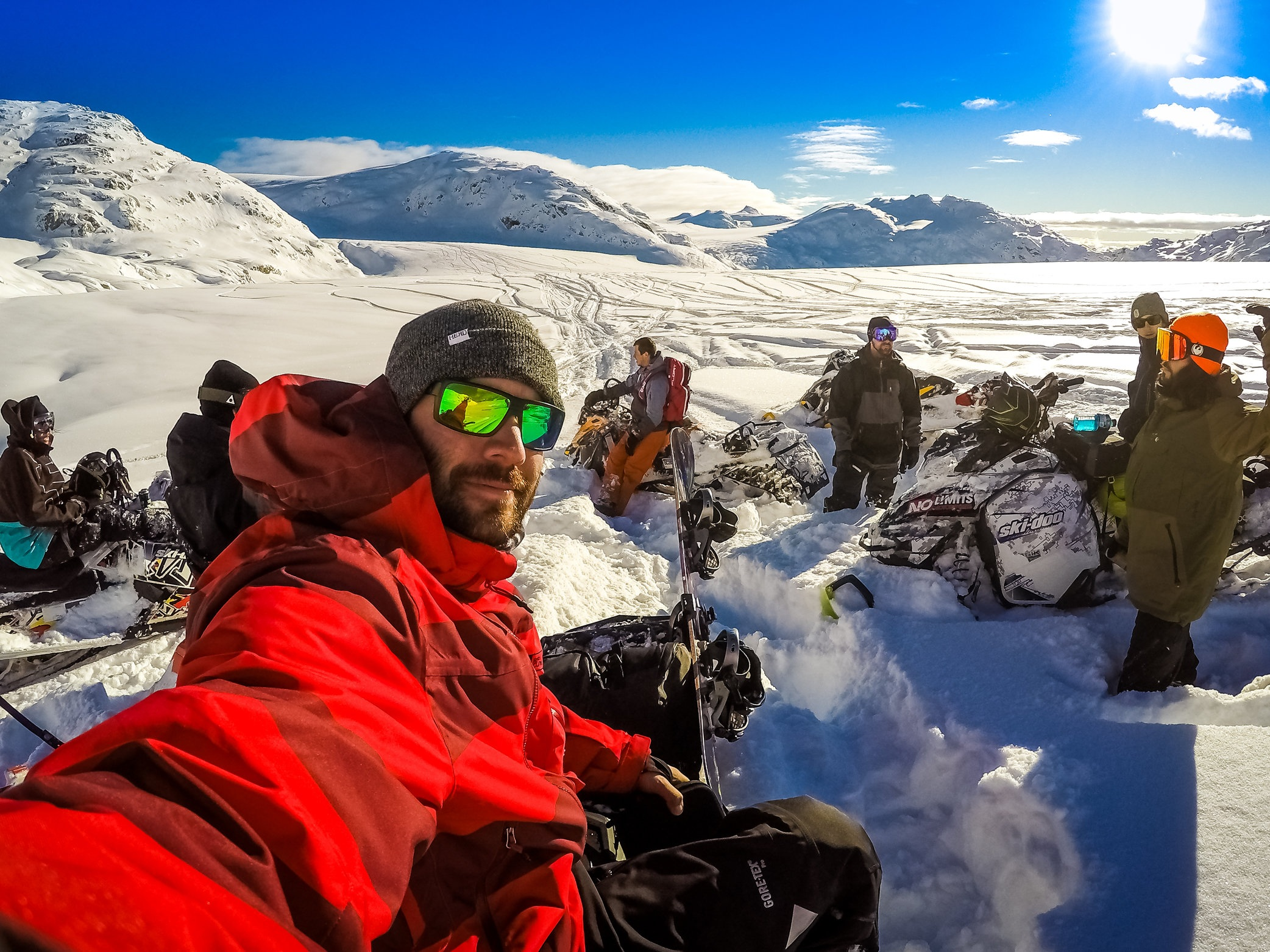 Private Guided & Guide Only Adventures   Private guided tours offer a one-on-one guided experience. Have your own sled but don't know how to get around? Let us show you the way with our guide-only option.