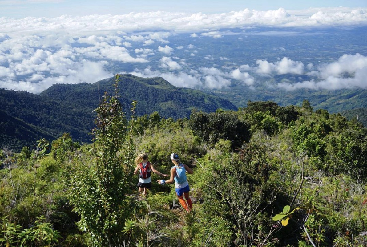 Trail Running Costa Rica 2016