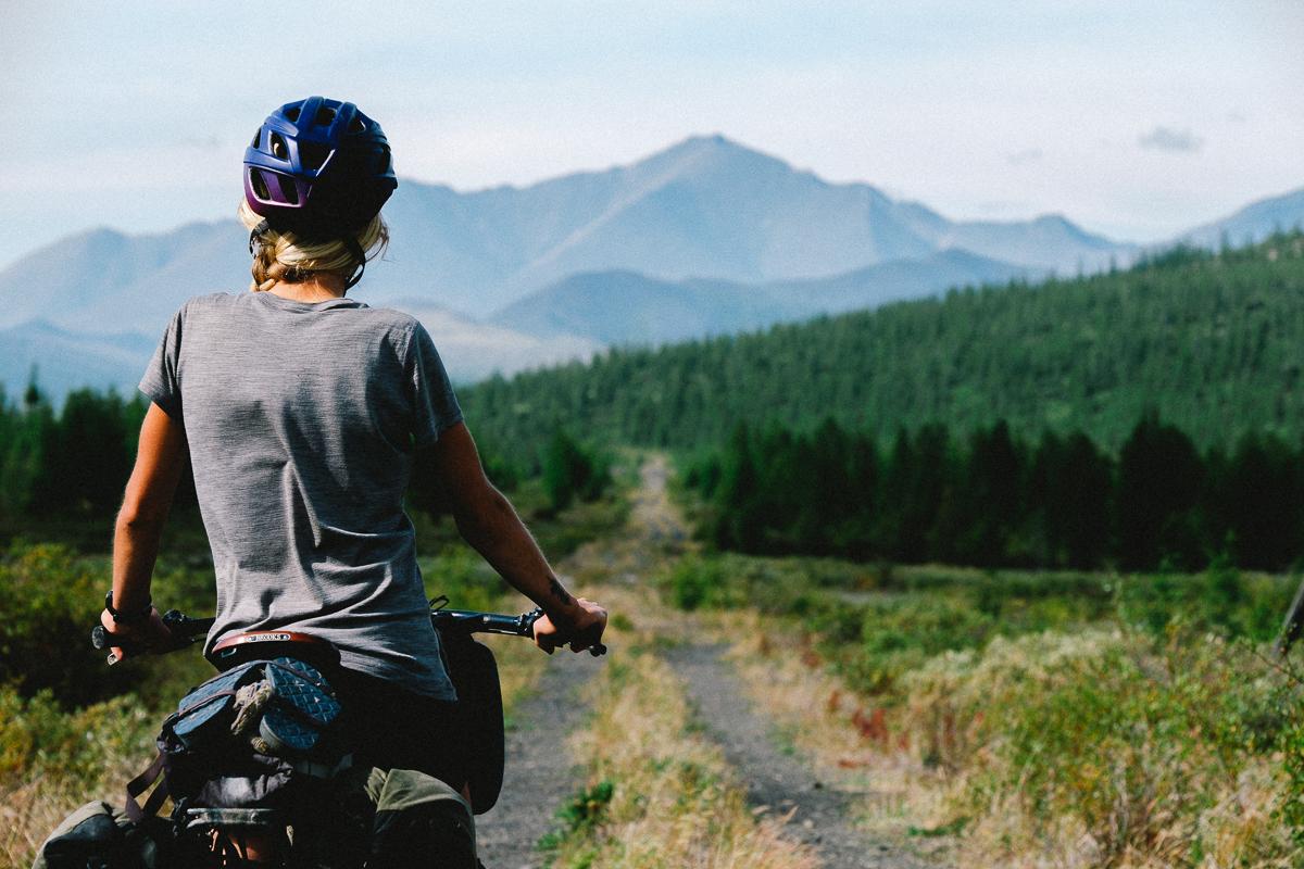 Bike Expedition (Calgary - Beijing, China) 2017