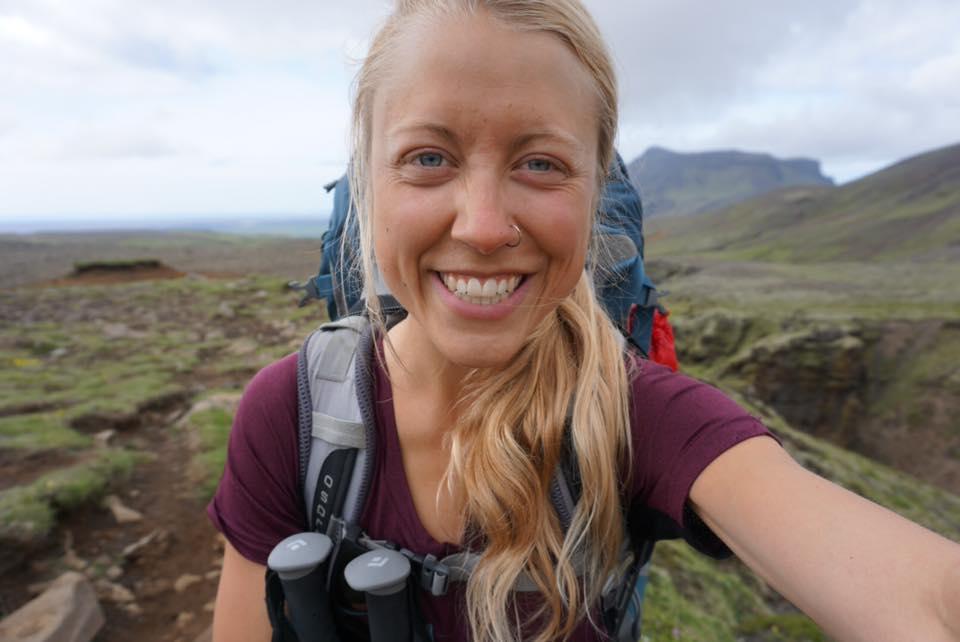 Solo Trek Across Iceland 2016