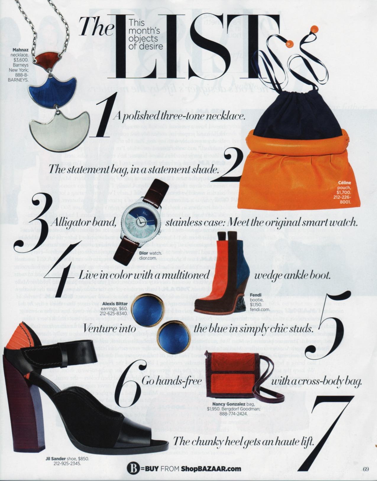 Harpers Bazaar August 2015 The List.jpeg
