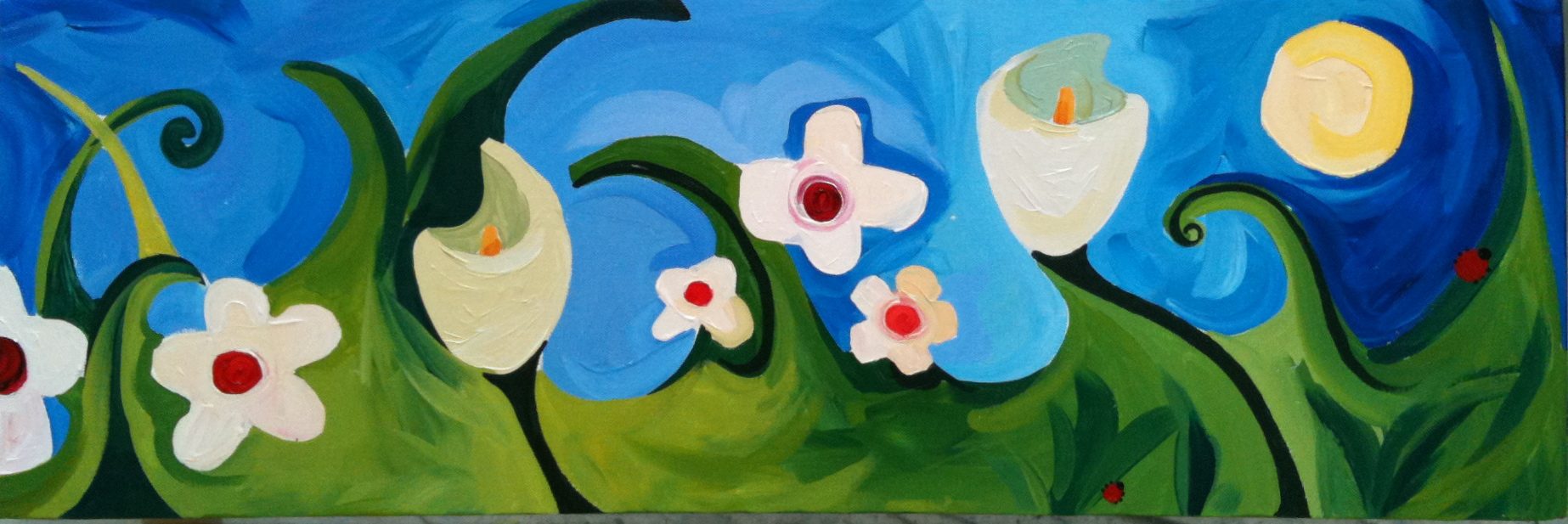 Flowers for Sofia