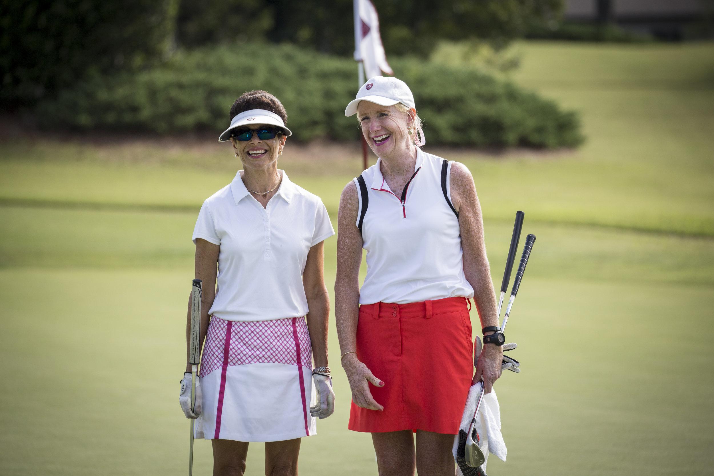 Women golfers close-up.JPG