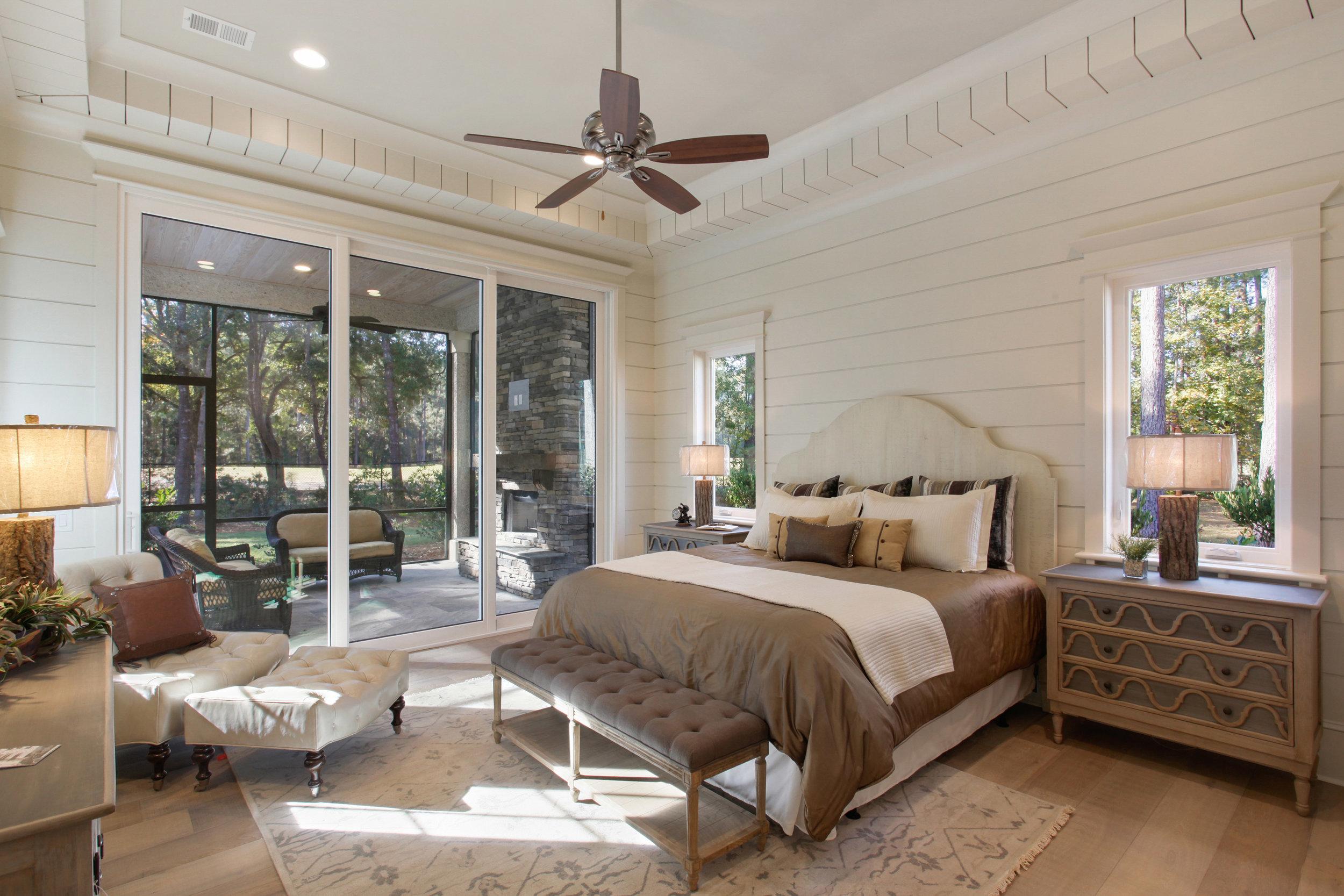 Restful Master Bedroom Retreat