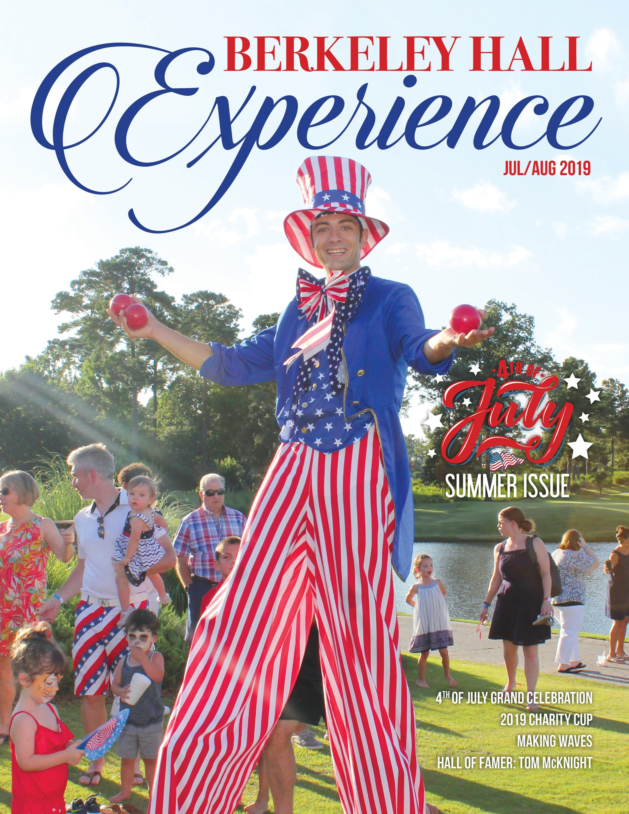 View the latest edition of  The Berkeley Hall Experience