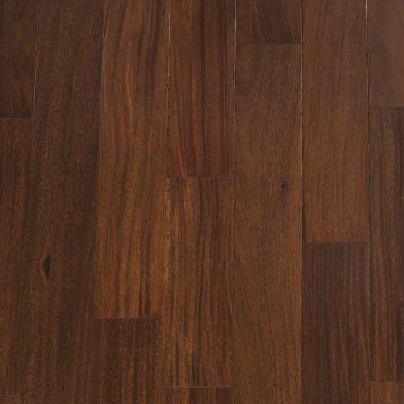 Brazilian teak - forest brown