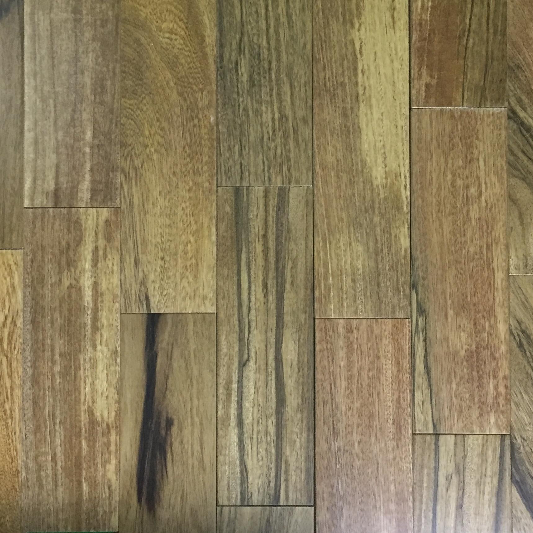 Peruvian olivewood - natural