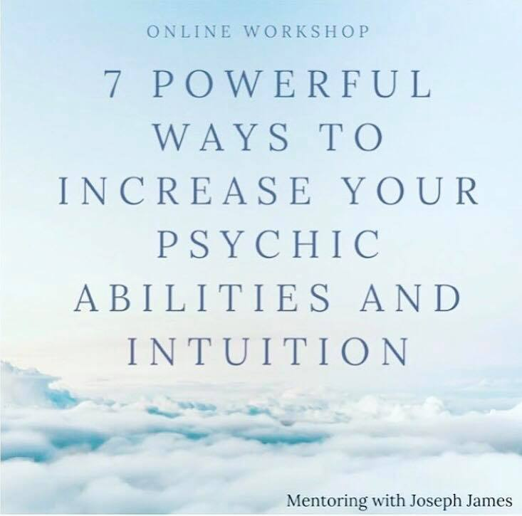 Welcome! - Thank you for singing up to my free spell a week newsletter ! Each week I'll be sending out a free spell as well as information about courses and classes on magic, intuition and manifestation!I've put together this workshop to show you 7 very clear and powerful ways that you can boost your psychic abilities, develop your intuition and massively improve your readings, both for yourself and clients.Whether you are brand new and not sure where to start or already use your intuition and abilities but would like to learn how to boost your readings and abilities, this work shop will show you how.Get yourself a cup of coffee and a pen and paper (You'll probably want to take a lot of notes!)