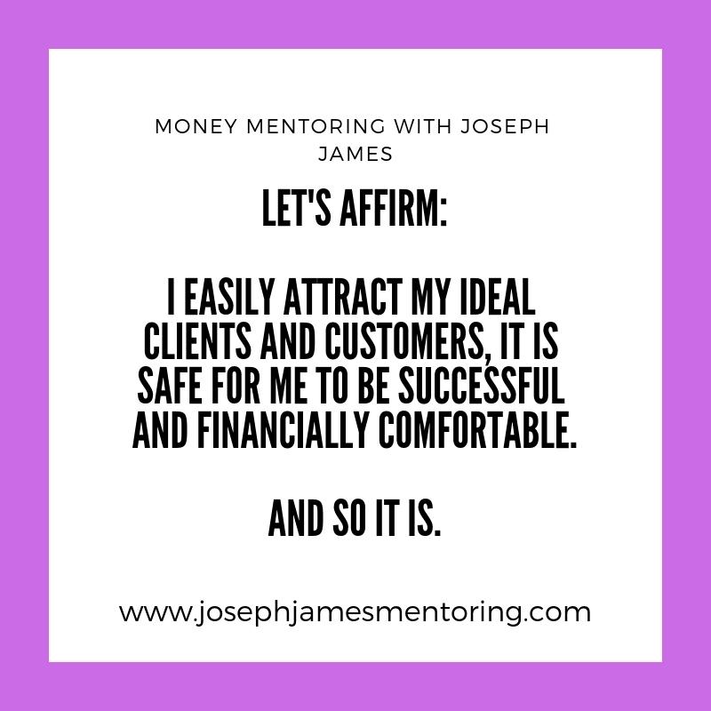 MONEY AFFIRMATIONS — Money, Mindset & Strategy