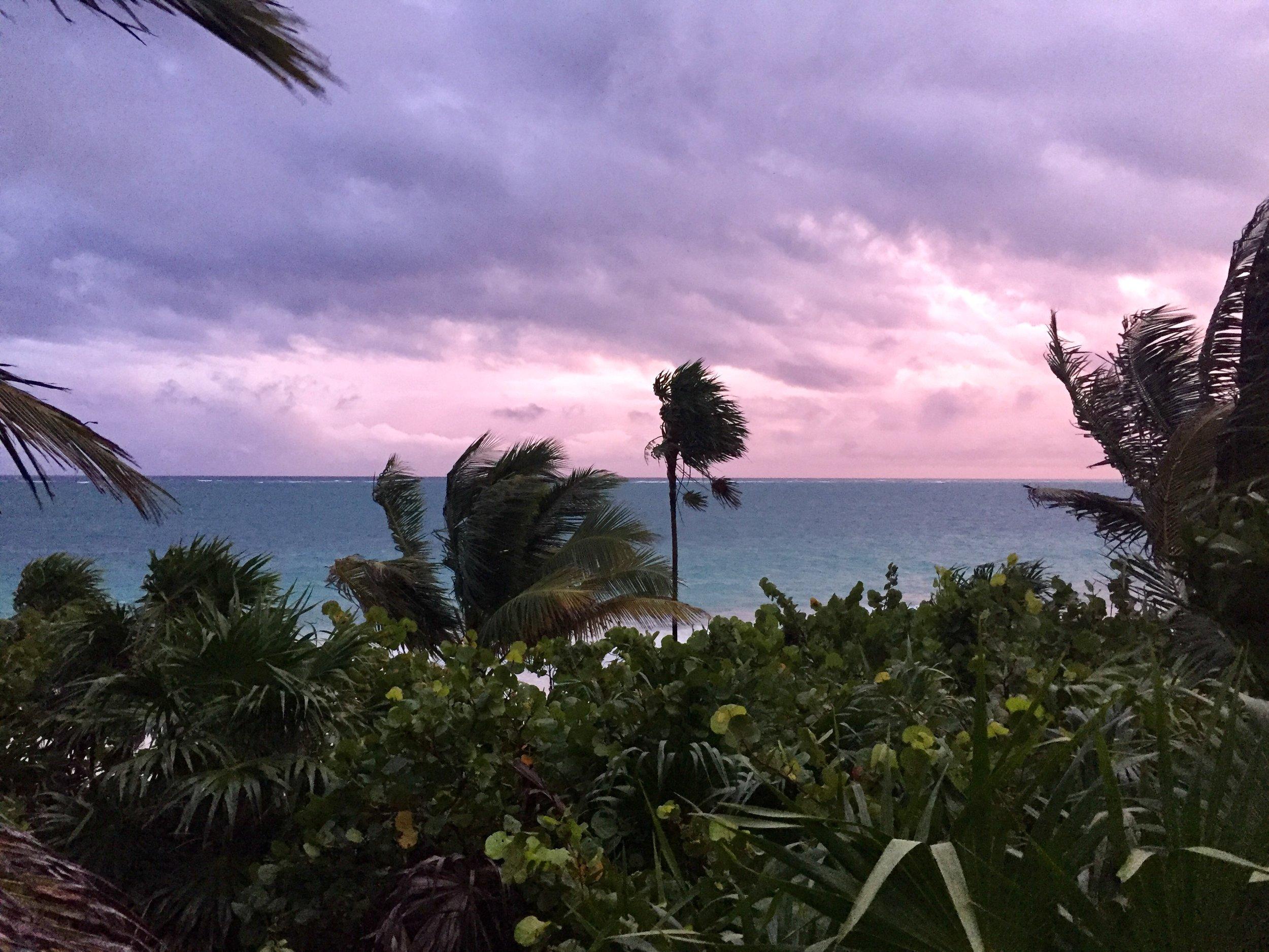 Caribbean Sunset -  - Tulum Luxury Villa Na'iik