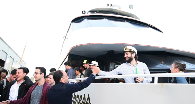 2017 Summer Founder Boat Cruise