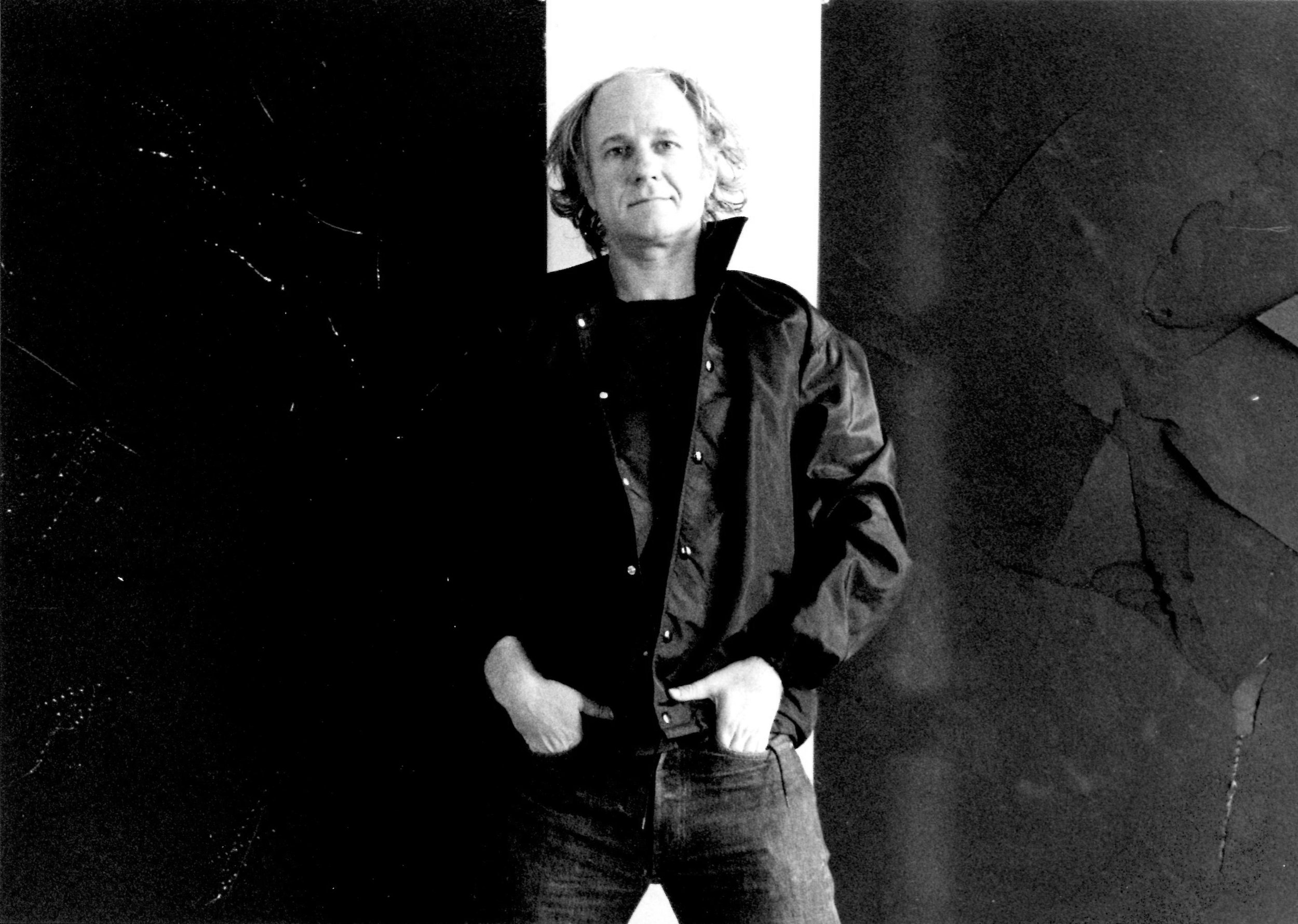 Joe Goode, photo by Steven Steinman     RELEVANT PRESS     Kohn Gallery: Joe Goode, Nighttime Series 1977-78       Michael Kohn Gallery Hosts Joe Goode's 'Nighttime 1977-78'       Art in America: Joe Goode