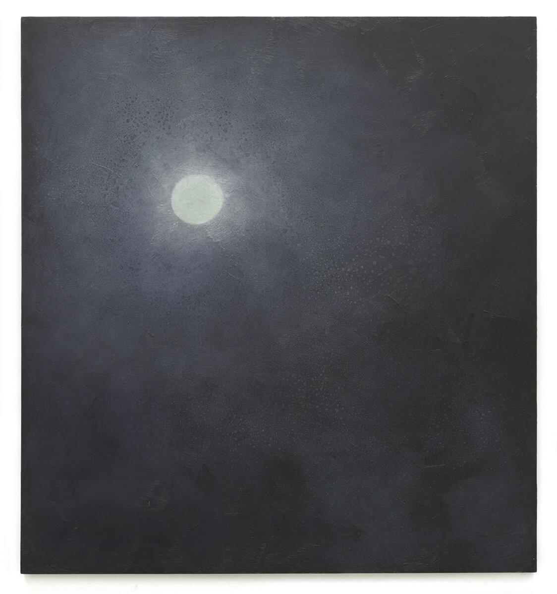 "Day 4, 2002, Oil on canvas, 78"" x 72""  Made in California: Art + Photographic Portraits of Artists by Shimabukuro Robert and Frances Fullerton Museum of Art  California State University San Bernardino  Through December 7, 2019"