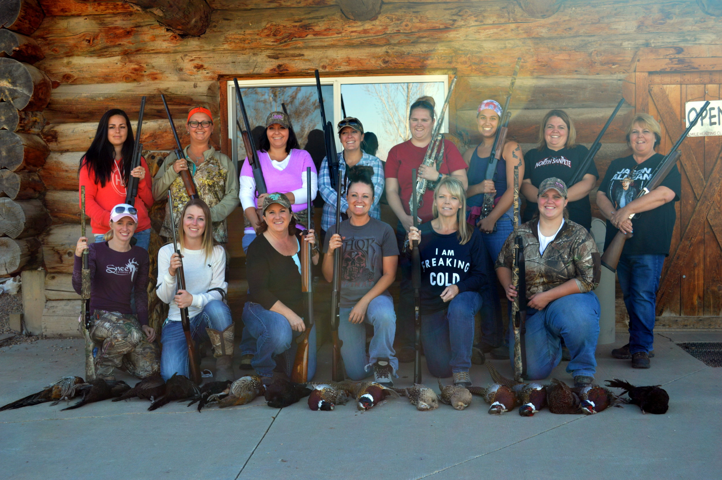 Nov. 2016 Salt Creeks Gobblers WITO Event