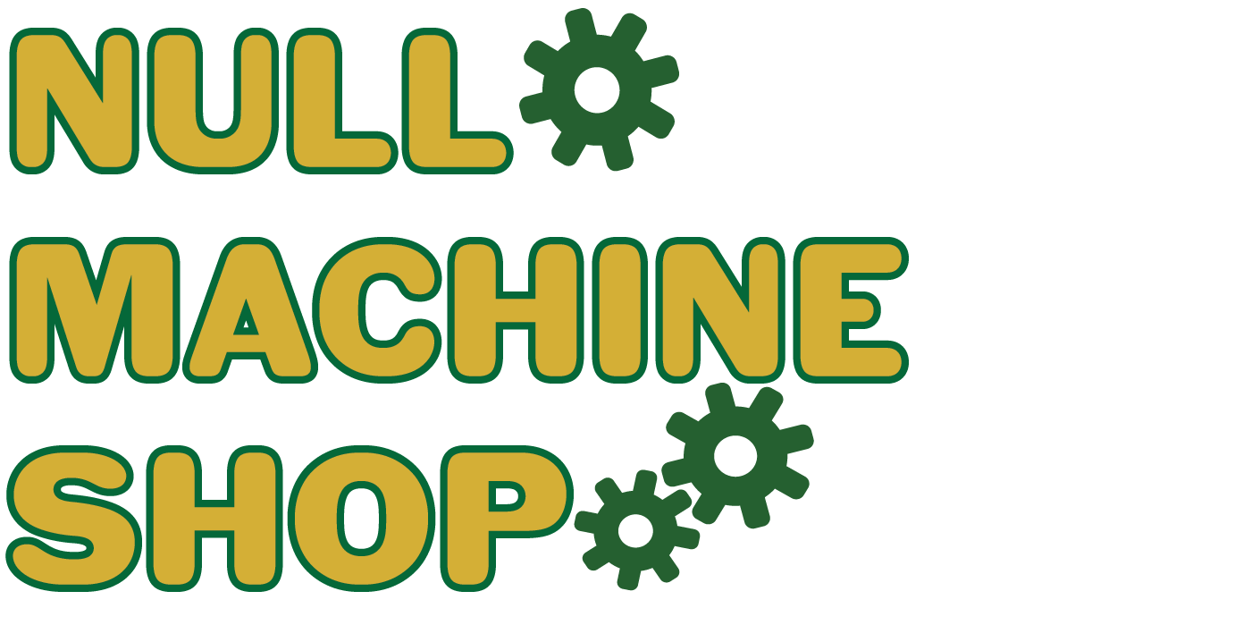 Null Machine Shop The Apx Company