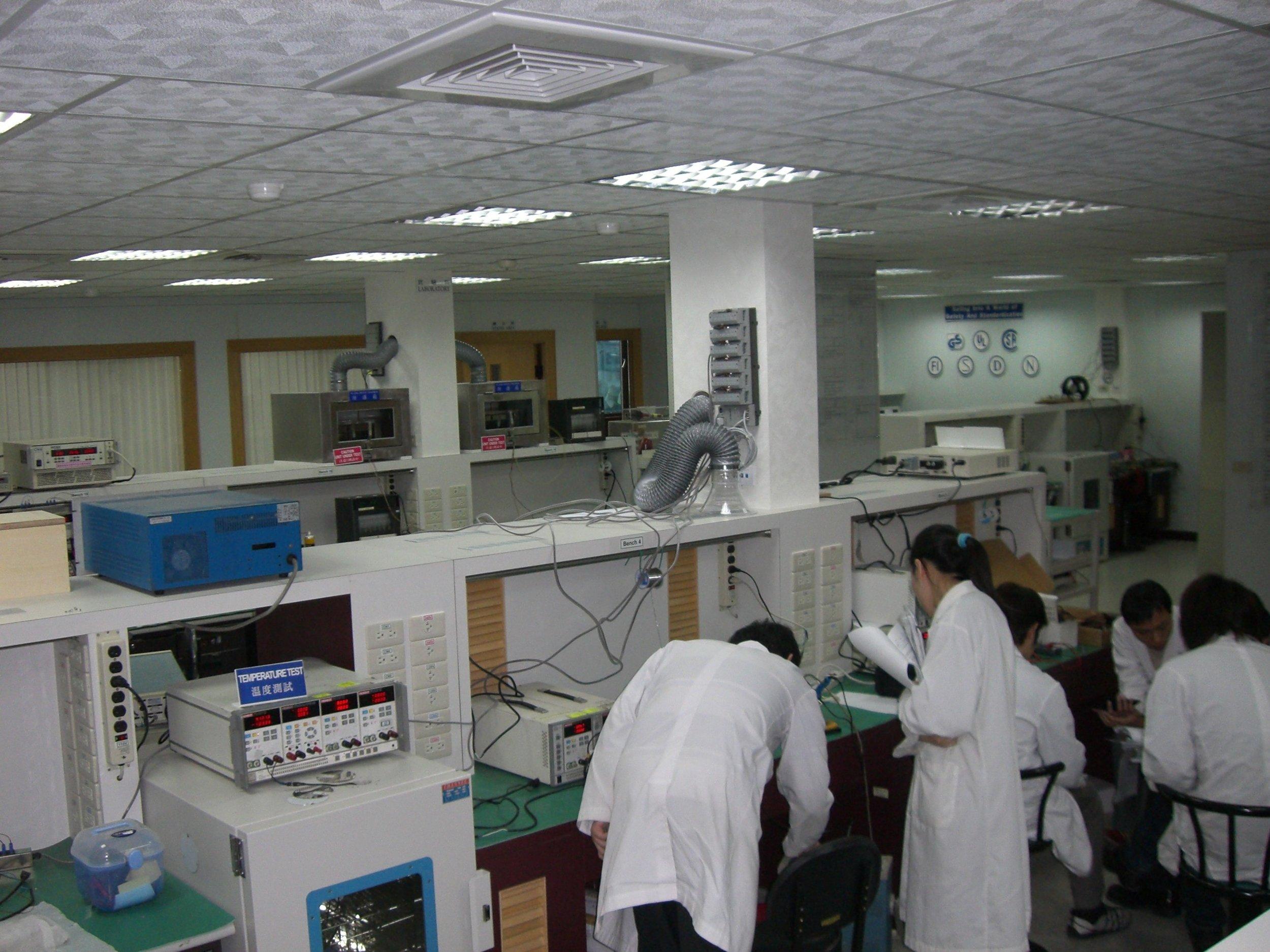 Safety Lab.