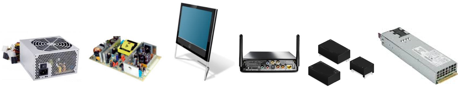 Fig. 1 IEC 62368-1 適用於 Build-in Power, TV, Monitor, STB, DC/DC converter, Redundant Power