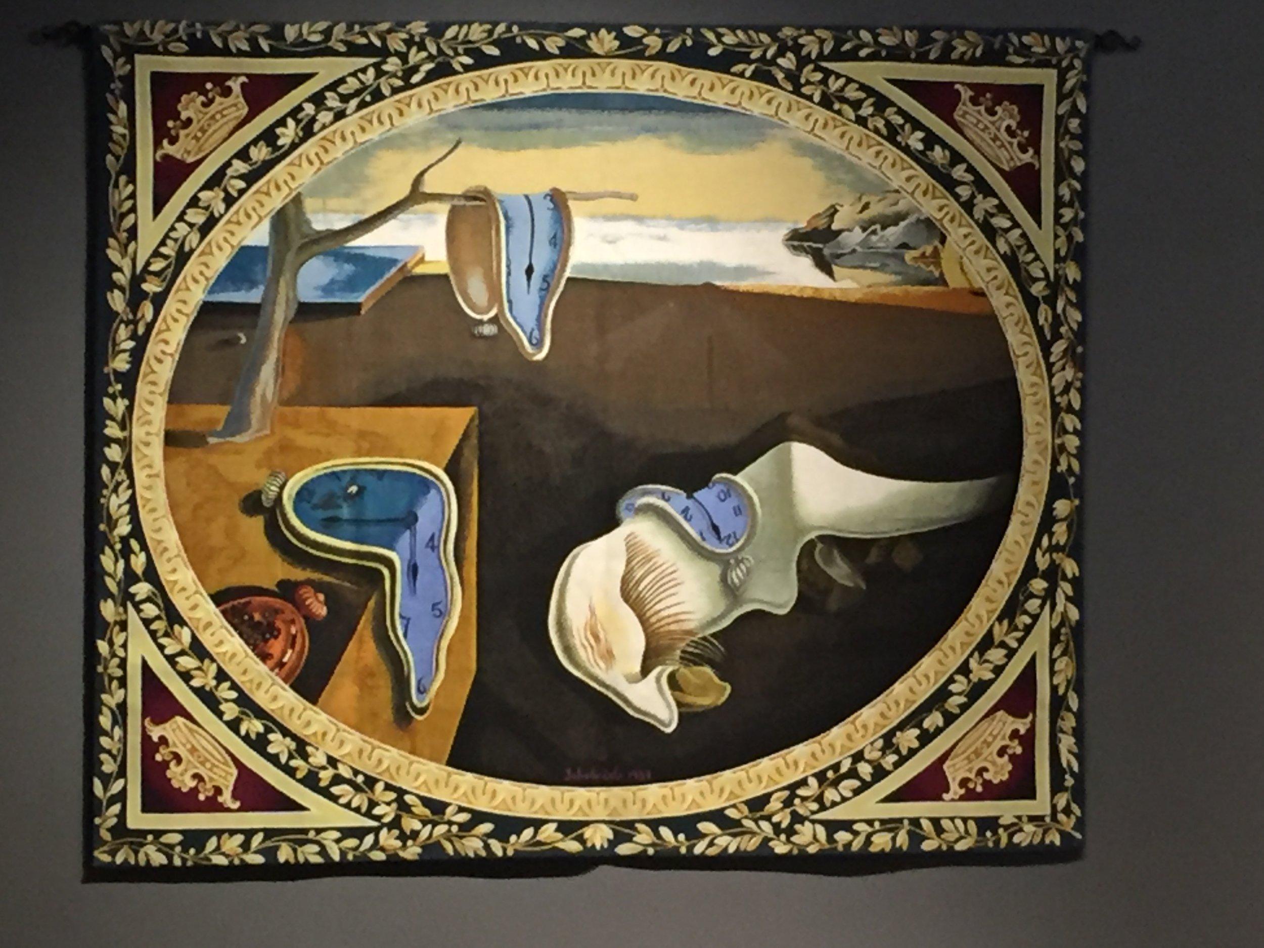 Persistence de la Memoire (Tapestry).jpg