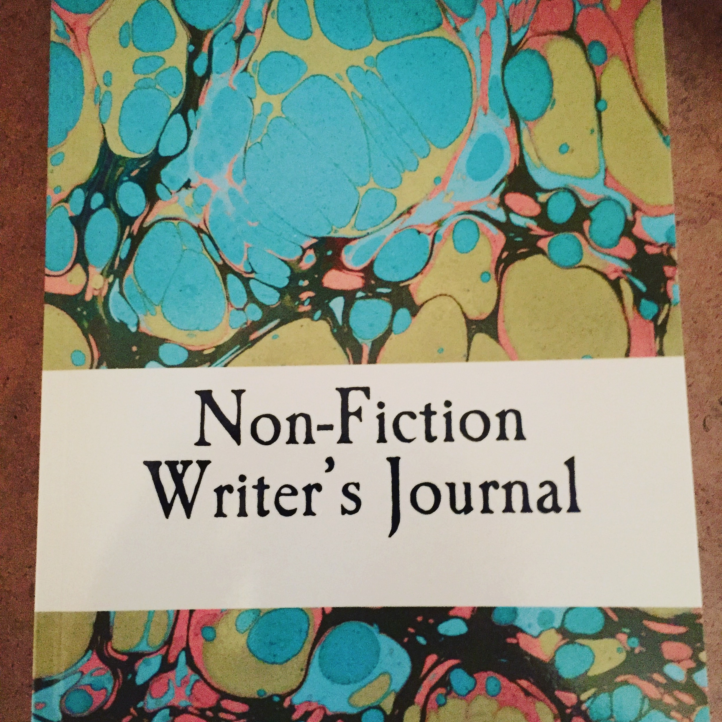 Non-Fiction Writer's Journal