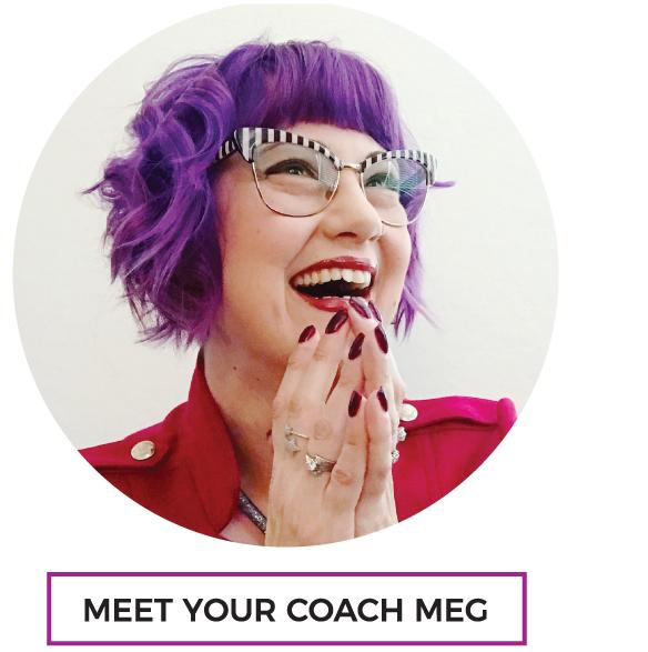 Meet Your Coach Meg: Life's a party... let's plan it!