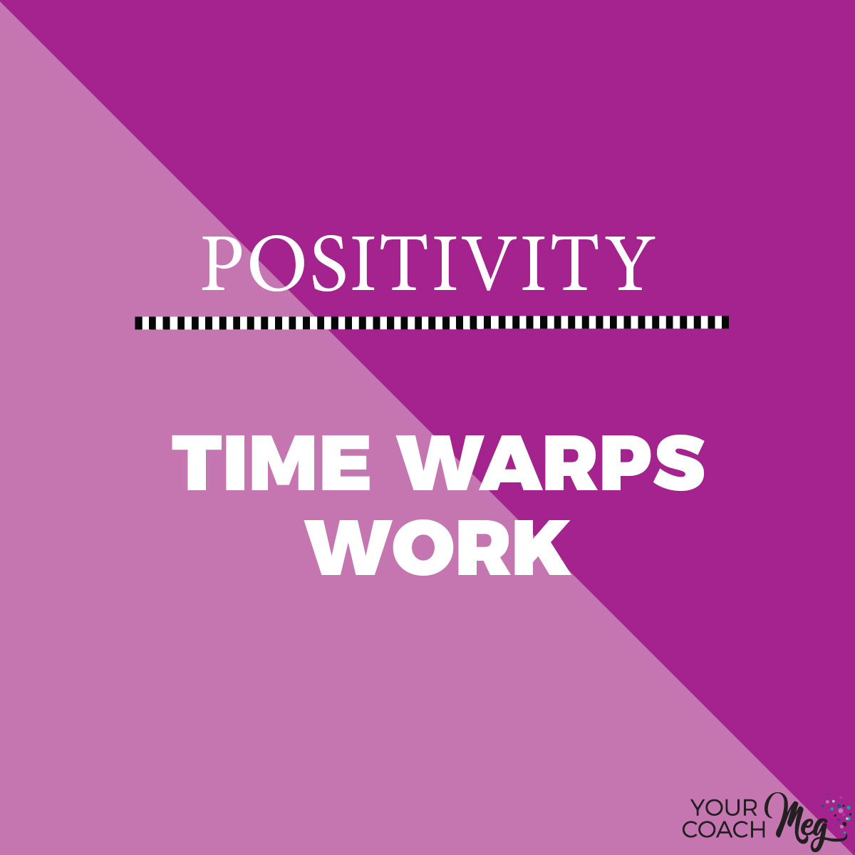 TIME-WARPS-WORK