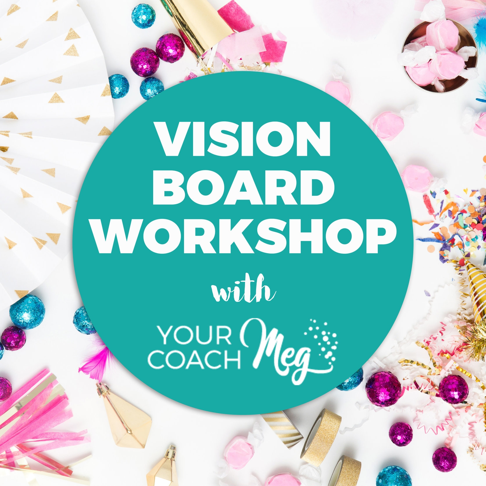 Vision Board Workshop St Louis