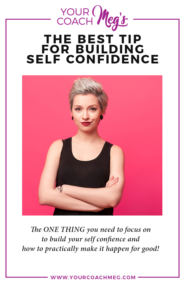 Build your self confidence with self love