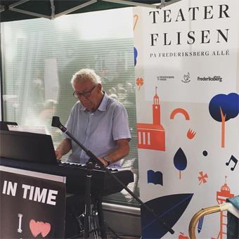 Da Rasmus Bjerg blev kåret til årets kunstner Frederiksberg 2018