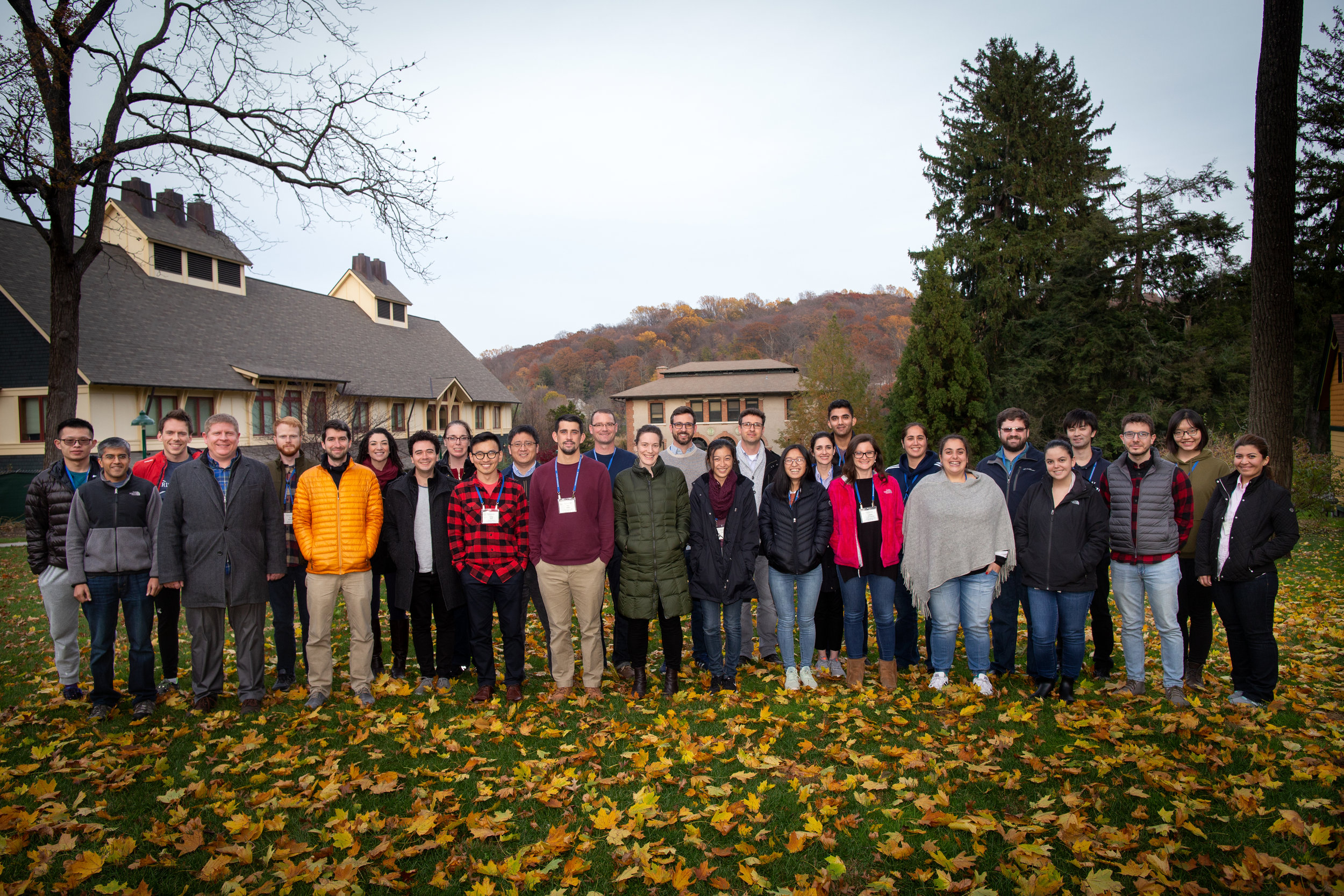 Advanced Sequencing Technologies & Applications Class of 2018