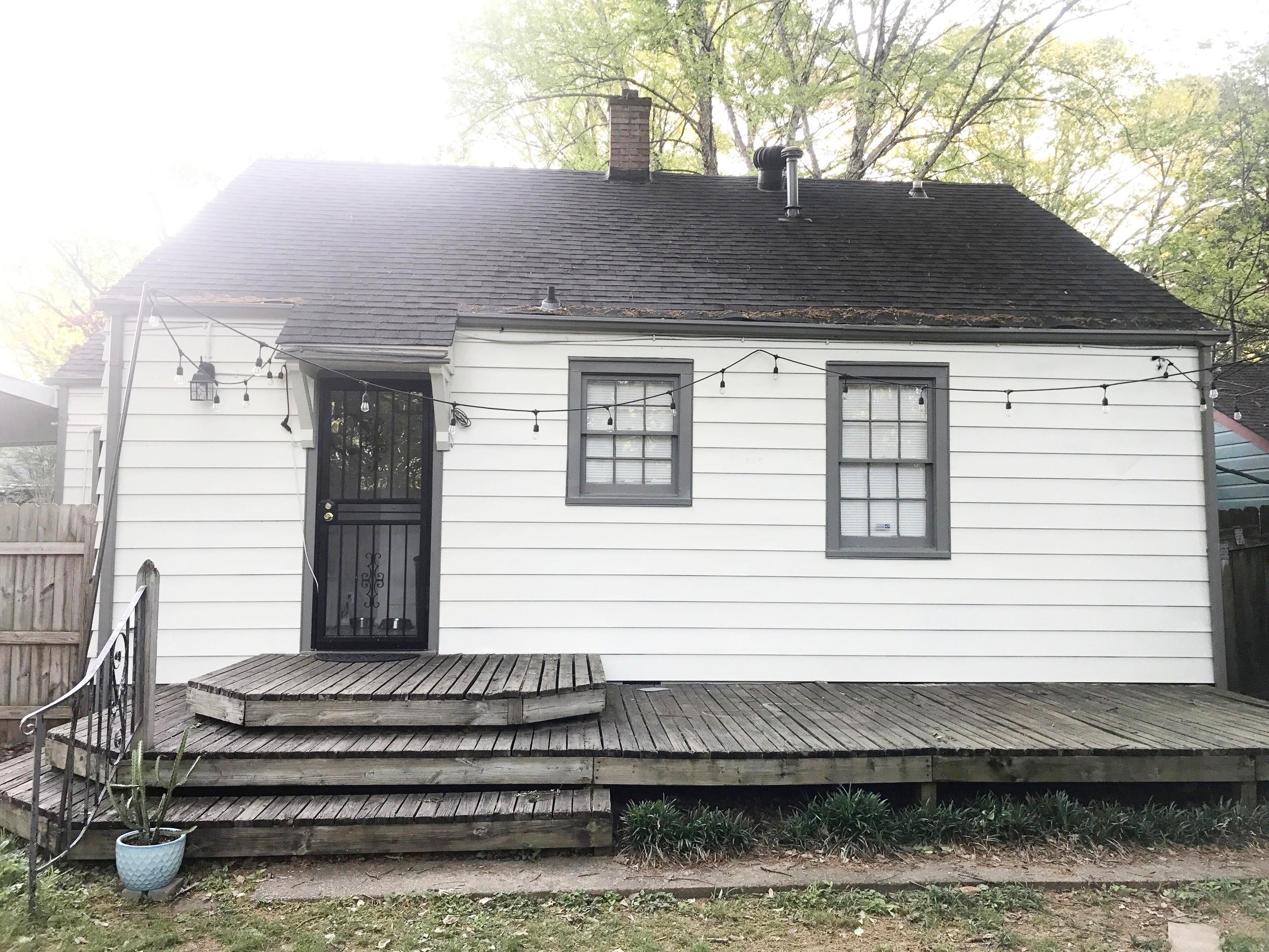 Prime Design Memphis, LLC - Moonlight White & Chelsea Grey House Exterior