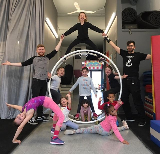 Register Now For Our Kids Circus Camp @ The Muse Gowanus!⠀ ⠀ Register Here: bit.ly/TMGDayCamp⠀ ⠀ Information Below:⠀ Each camp last one week, from 9:30am-4:30pm. Join us for circus and adventure play!⠀ ⠀ Activities include: Aerial Silks, Trapeze, Juggling, Hula Hooping, Circus Arts, Free Play, Story-time, Building & set painting, and much more! Recommended age: 5-12 years old.⠀ ⠀ Exciting show at the end of each week of camp!⠀ ⠀ Contact studiomanager@themusebrooklyn.com to confirm the discounts.⠀ ⠀ **Campers must bring snacks & lunch from home.⠀ Refrigerators provided⠀ ⠀ #MyHeartBeatsCircus #MuseItOrLoseIt #MyMuseNYC #Gowanus #Brooklyn #kidscamp #summer