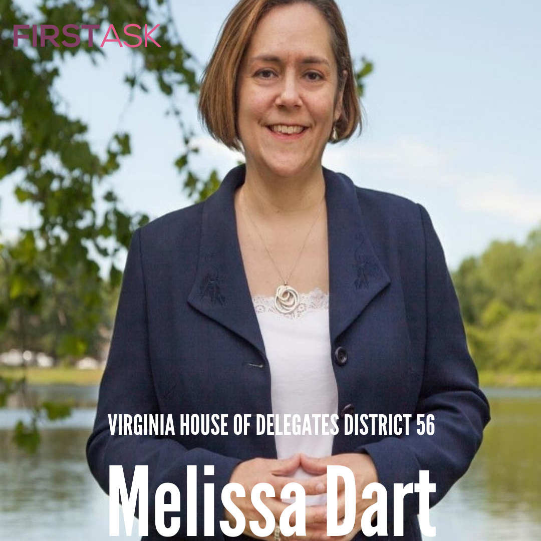 Melissa Dart- Virginia House of Delegates District 56, VA