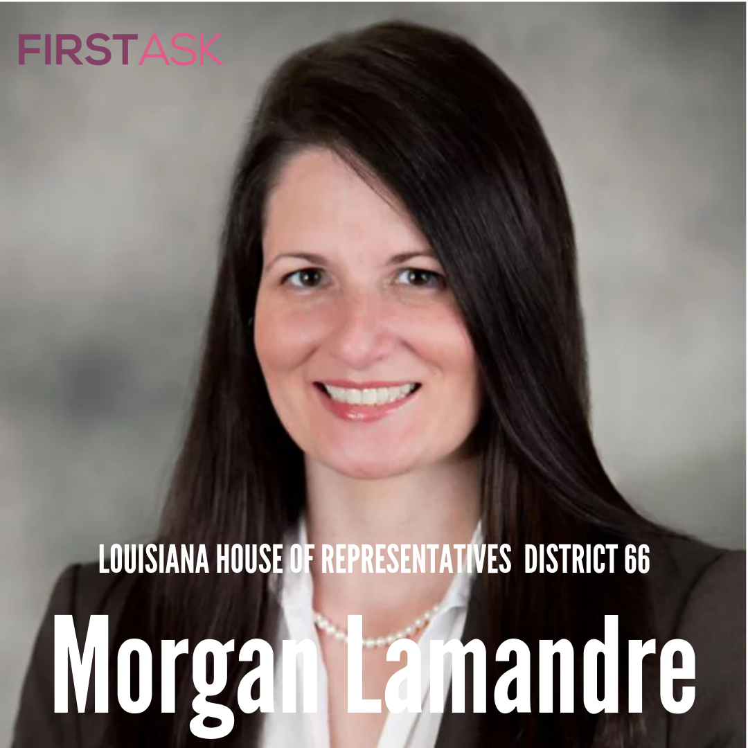 Morgan Lamandre- Candidate for Louisiana House of Representatives District 66