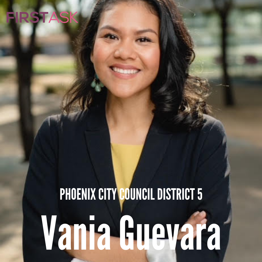 Vania Guevera- Former Candidate for Phoenix City Council District 5