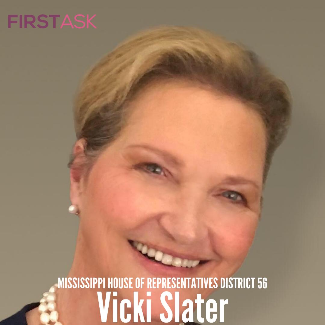 Vicki Slater- Candidate for Mississippi House of Representatives District 56