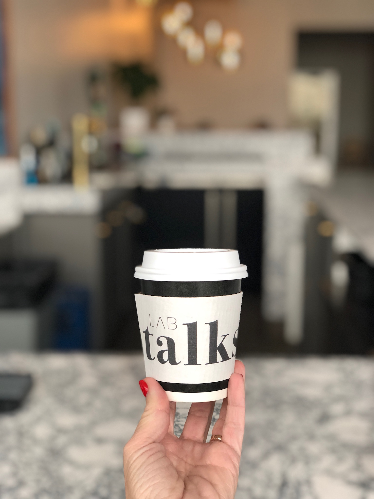 LAB Talks + Parallel Coffee | LAB For Business
