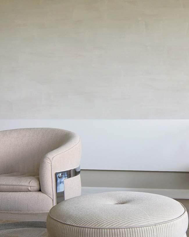 Custom Furnishings White on White