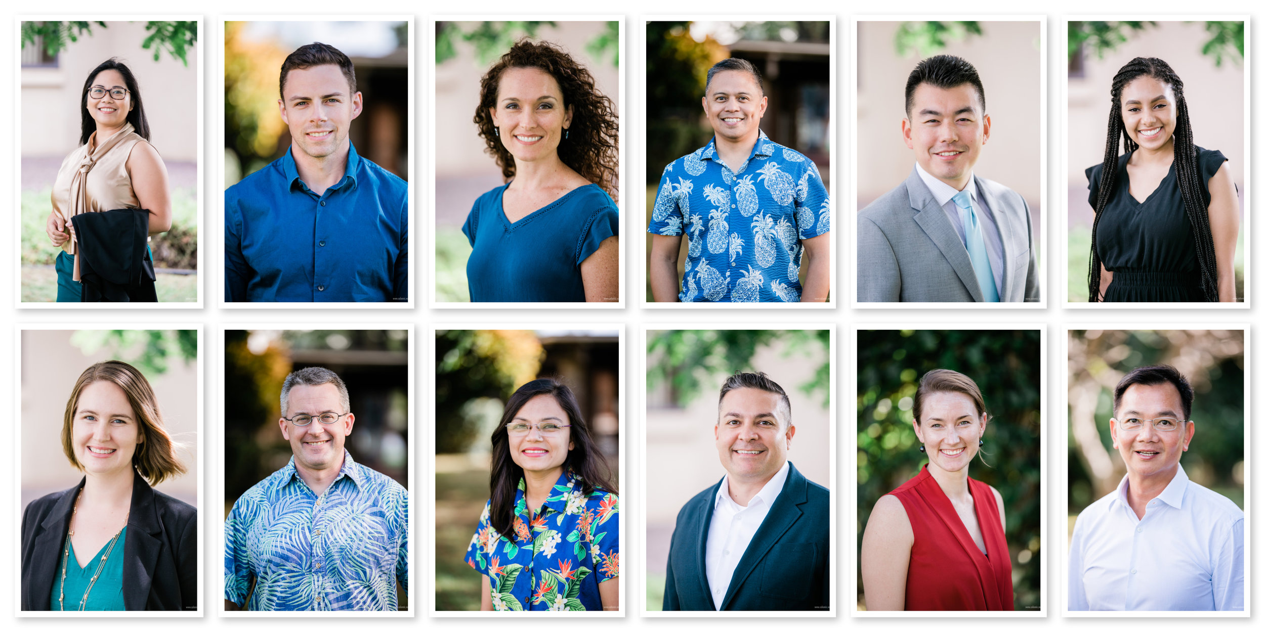 A collection of 5 minute headshots I took at an Onward to Opportunity event for transition service members and their families.