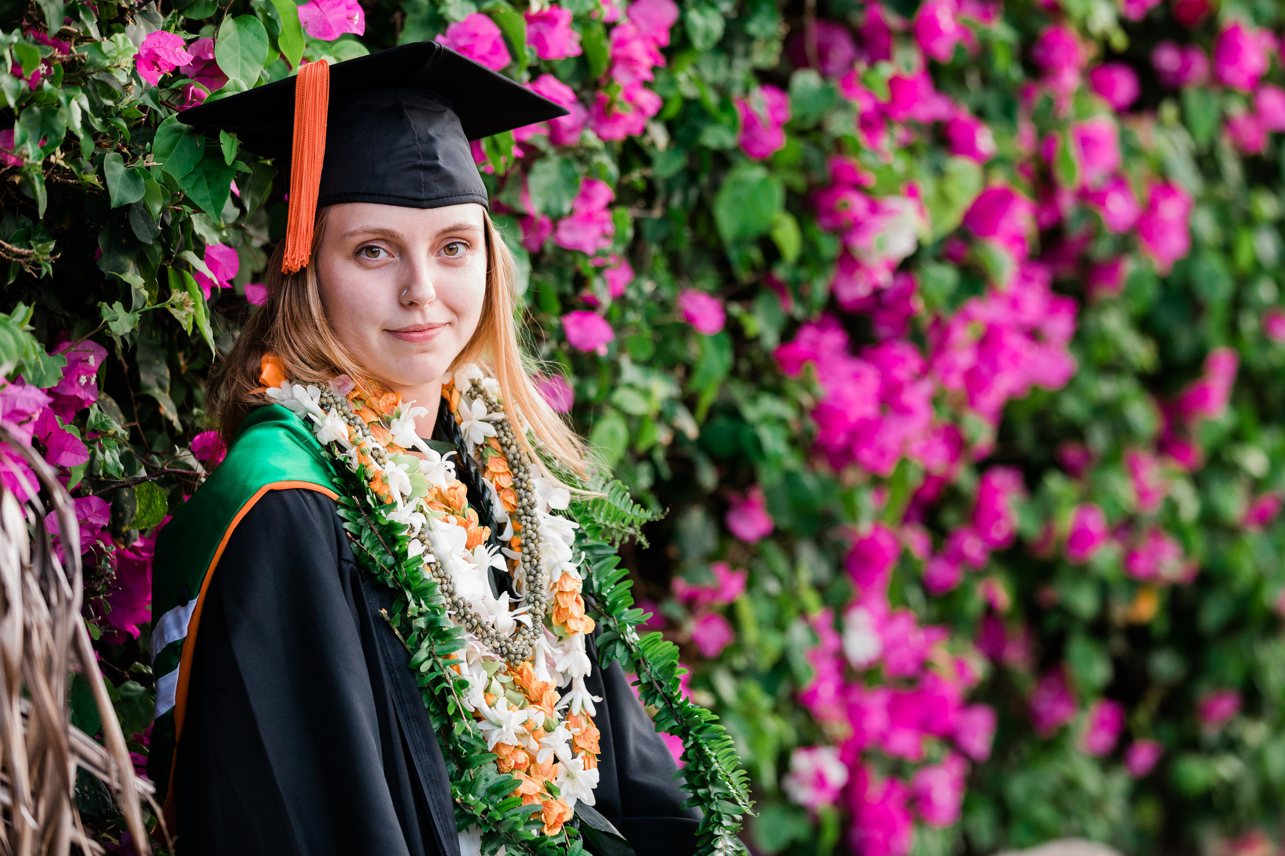 Hawaii Graduation Photos