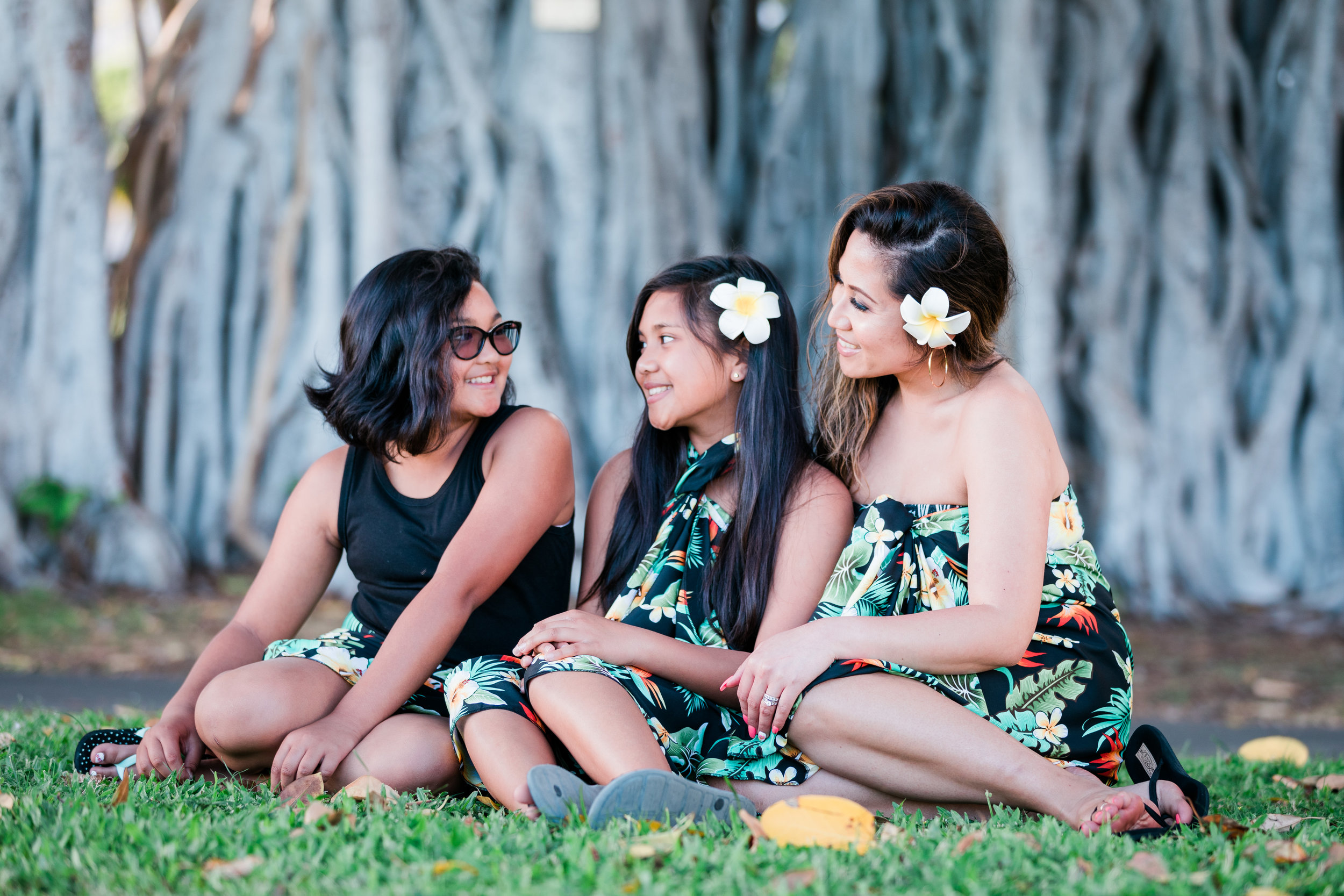 Hawaii Family Photography - Calamic - Syamsu Family-1.jpg
