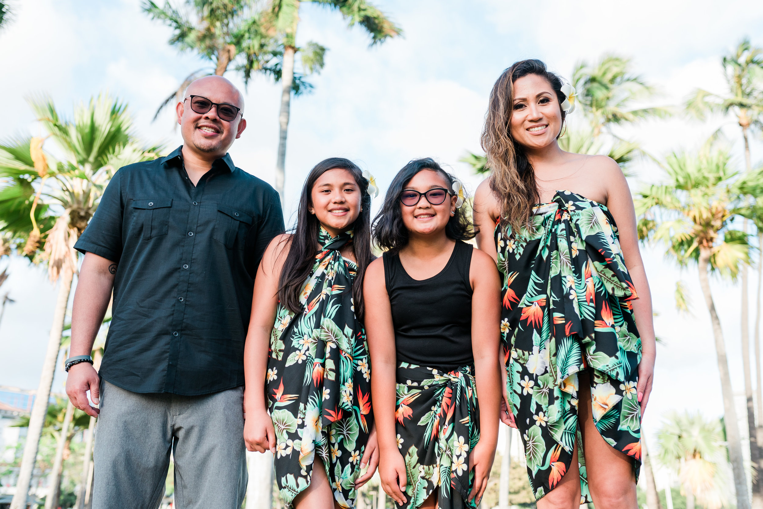 Hawaii Family Photography - Calamic - Syamsu Family-4.jpg