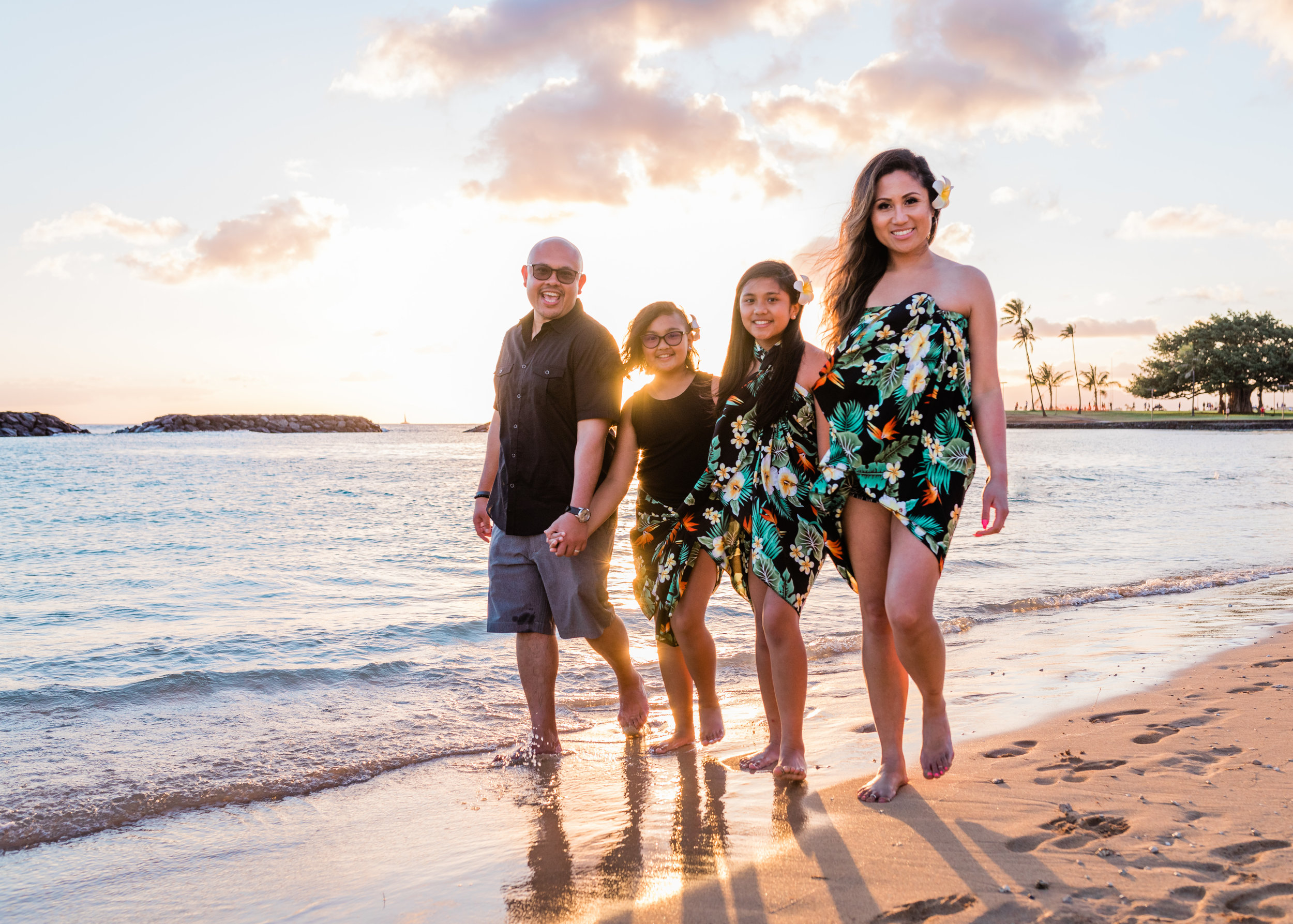 Hawaii Family Photography - Calamic - Syamsu Family-7.jpg