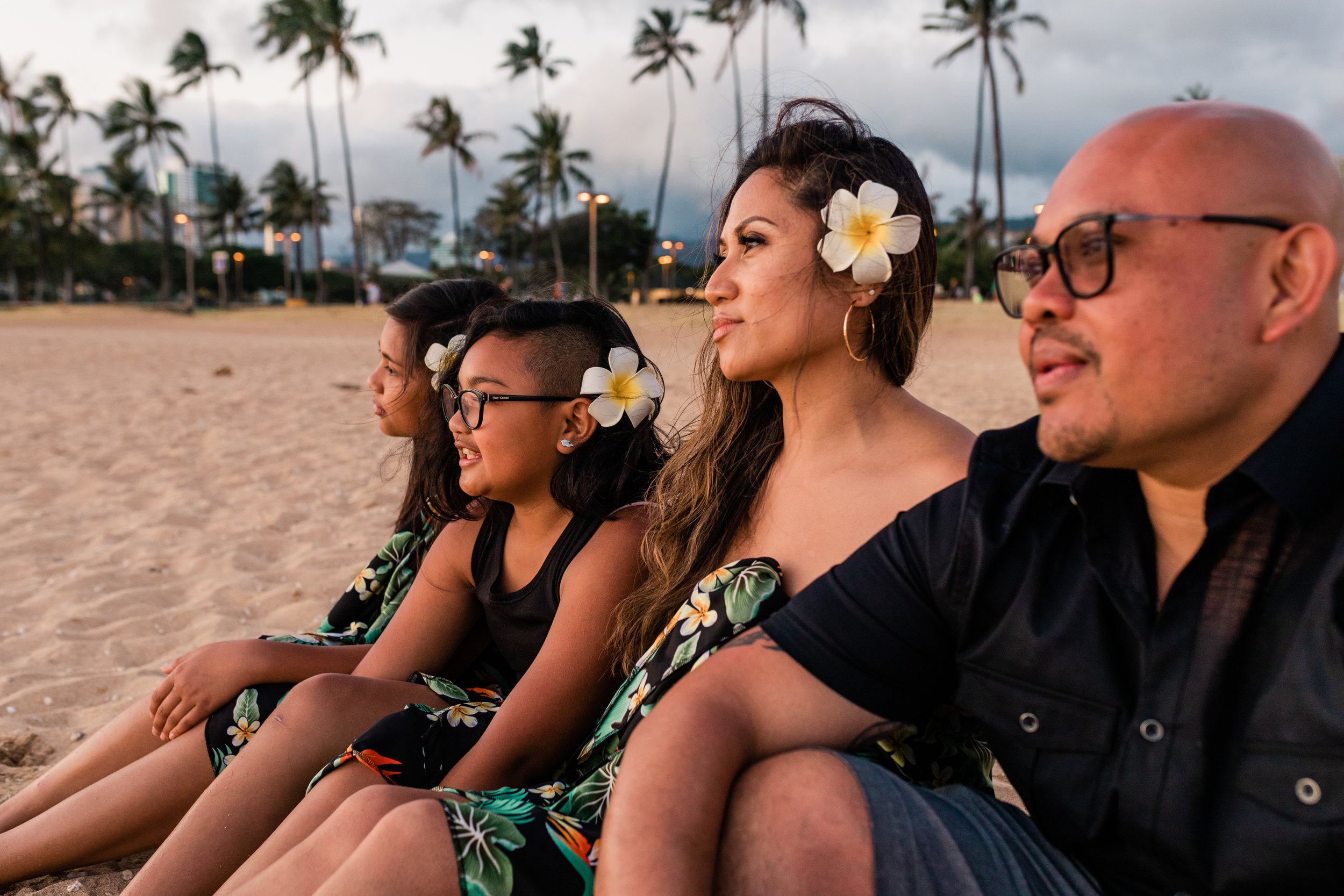 Hawaii Family Photography - Calamic - Syamsu Family-11.jpg