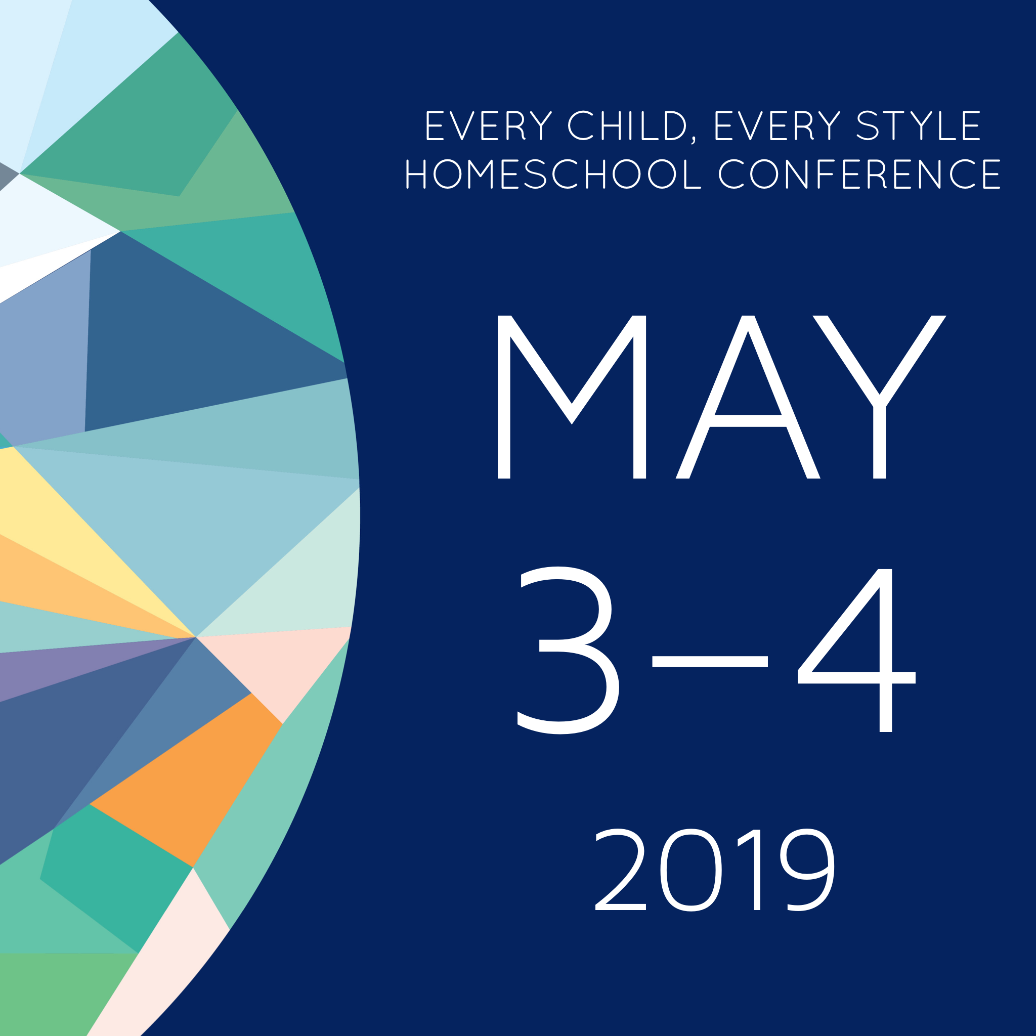 MAY 2019 Every Child Every Style Conference