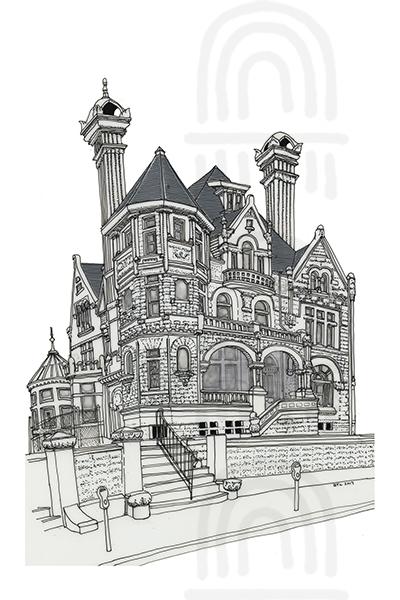 PHL16: Ellis Mansion