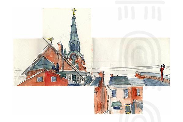 LANC10: Saint Joseph's Church