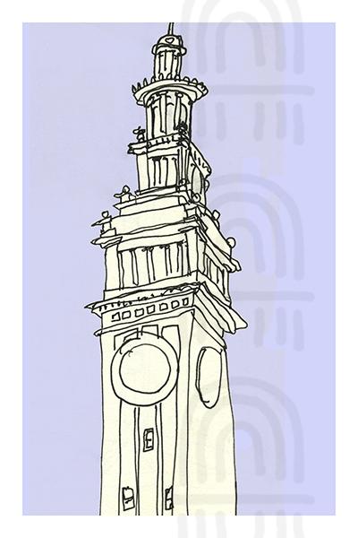 CAL11: Ferry Building, San Francisco