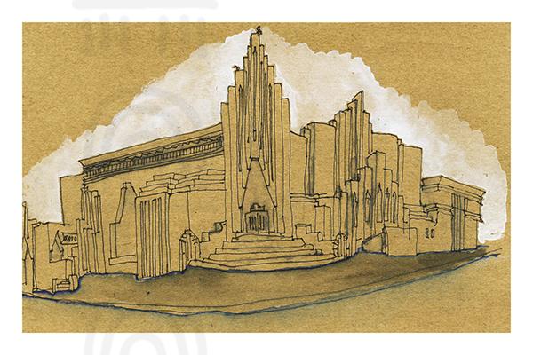 CAL05: First Baptist Church/Center for Spiritual Living, Ventura