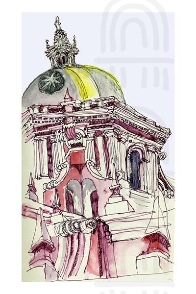 MX12: Catedral de Puebla